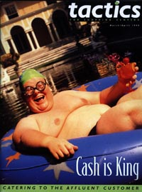 Cash is King: Catering to the Affluent Customer