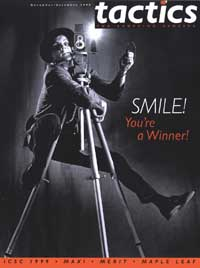 Smile! You're a Winner!