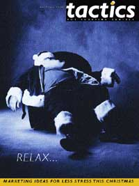 Relax: We've Got Marketing Idaes for Less Stress this Christmas